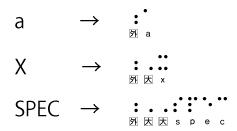 アルファベット1