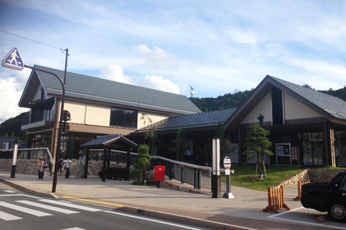 京都丹後鉄道 天橋立駅 室名札・サインの納入実績