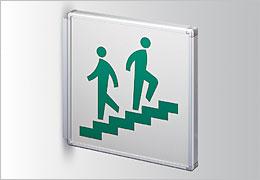 FR 側面型 室名札・サインの商品情報