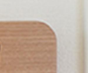 木製ピクト角R
