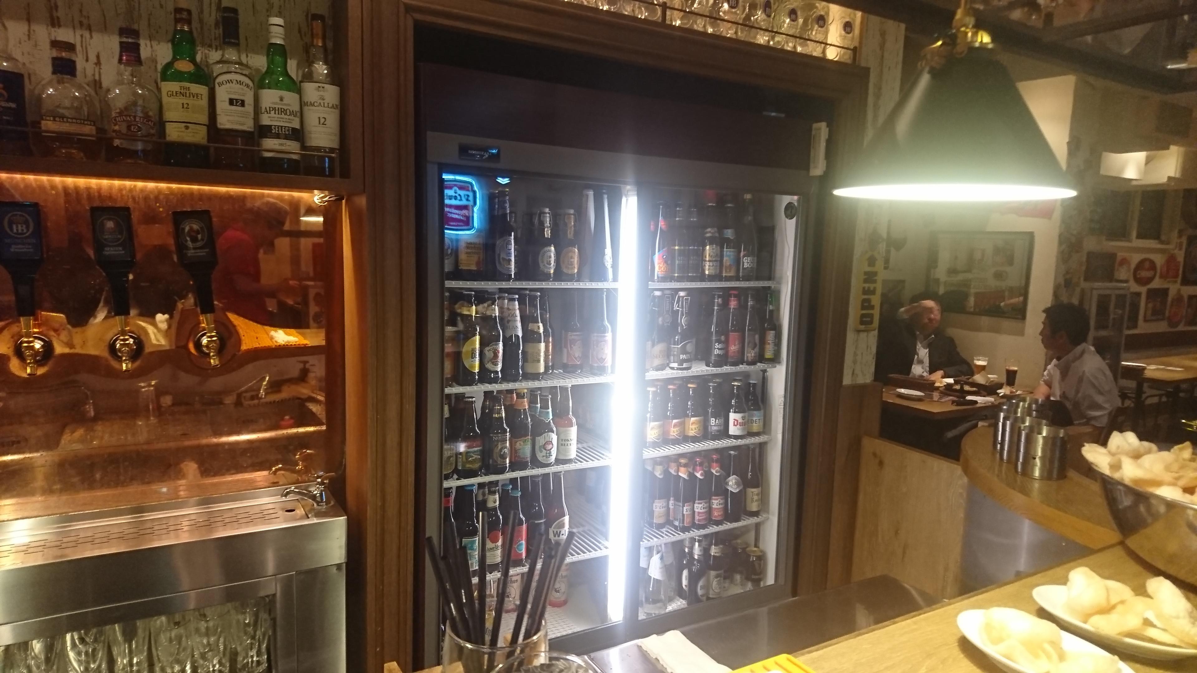 新宿ビール①