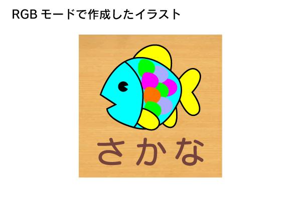 魚 RGB