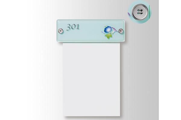 BT ボタンアクリル居室サインの製品情報 室名札/サインの商品画像